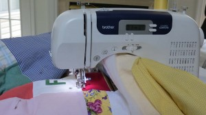 1Quilting Top