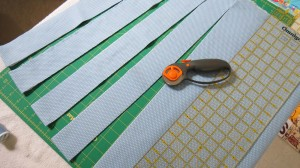 Cutting Binding Strips