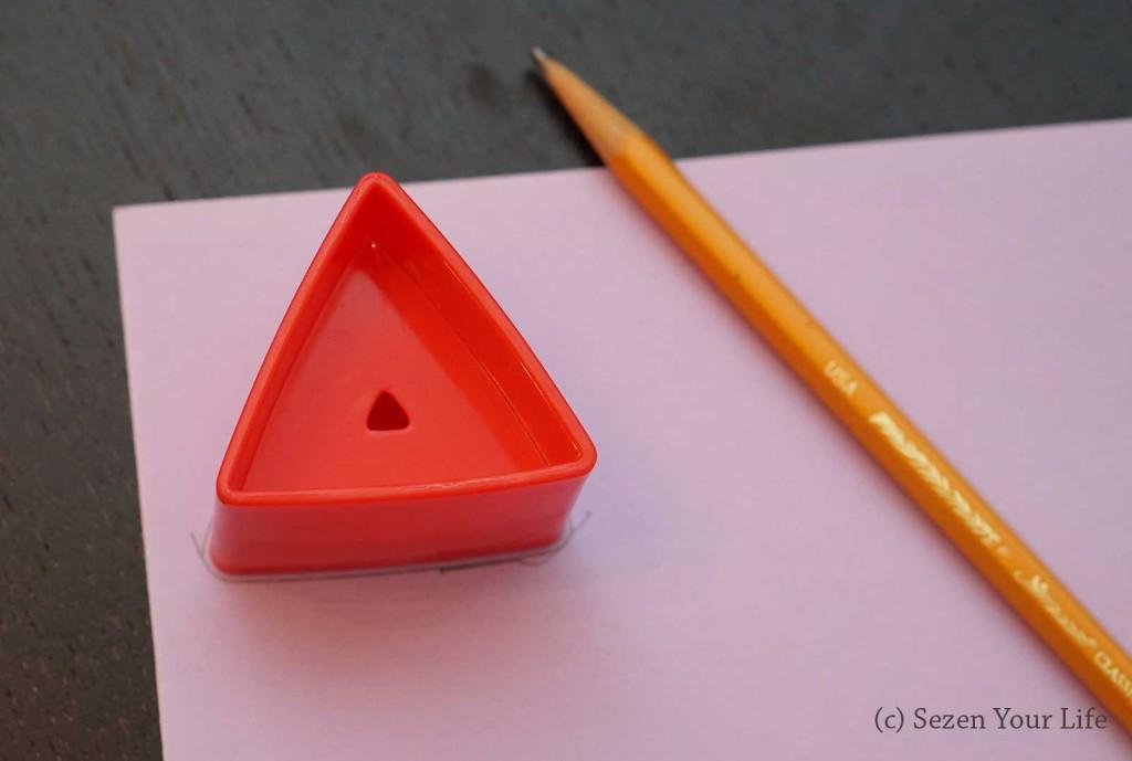 Tracing Triangle