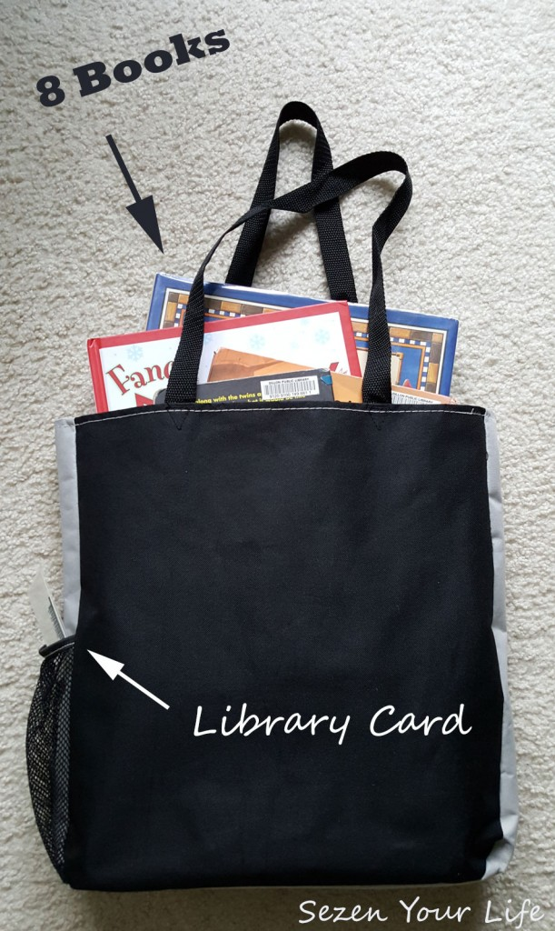 Library-Tote
